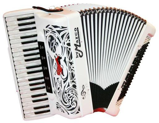 La tastiera 0e8 simile a quella di un pianoforte (a parte lestensione), da qui la denominazione a piano